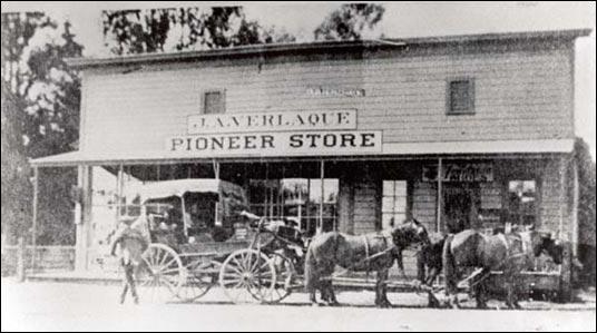 Pioneer Store, Ramona, CA