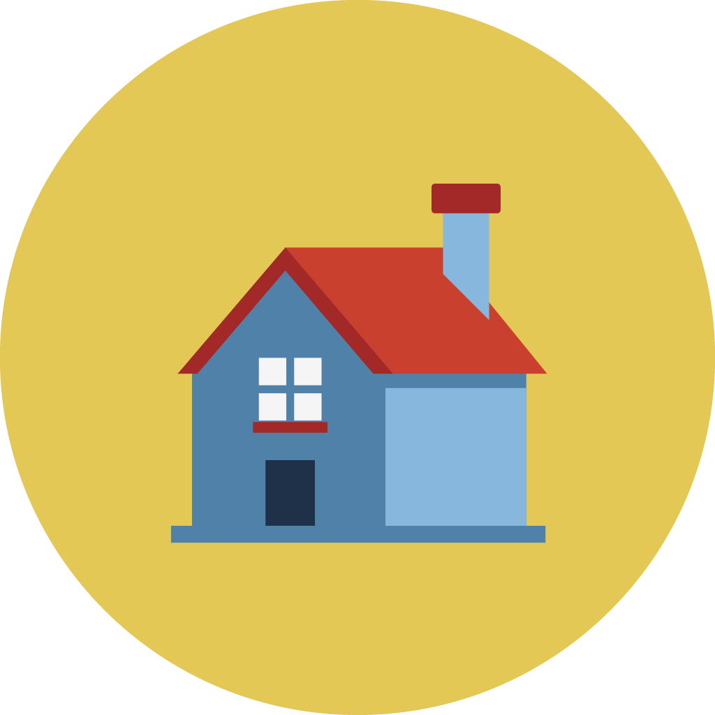 Icon of a Home - Purchasing a Home