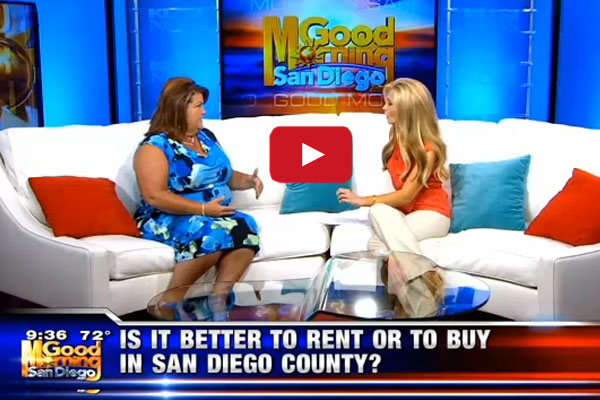 Better to Buy rather than Rent a Home in San Diego County